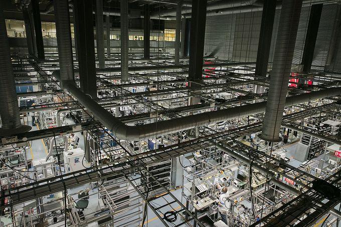 Suunnon tehtaalla Vantaalla kehitetään ja valmistetaan älykästä teknologiaa niin urheilijoiden ja kuntoilijoiden kuin myös uusien toimialojen tarpeisiin.