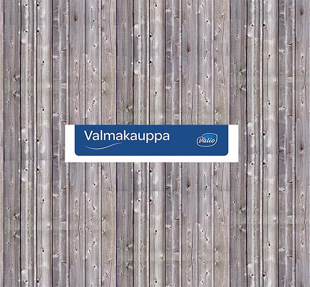 Valmakauppa logo