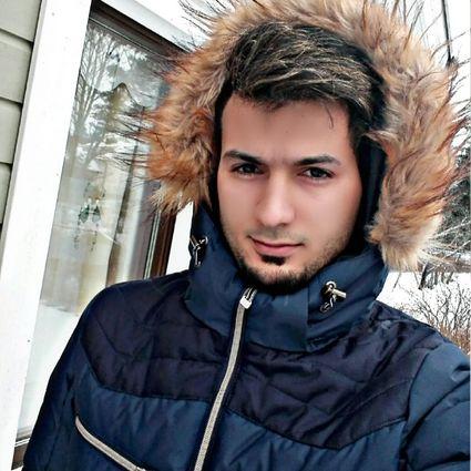 Kuva henkilöstä Hayder