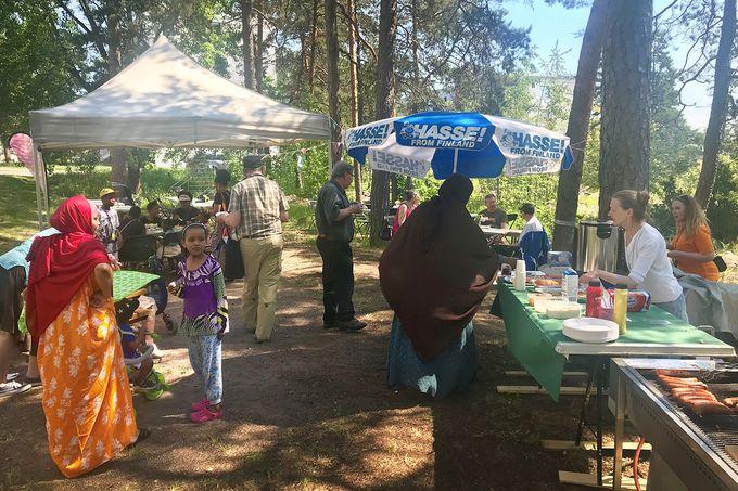 SATOja makuja -pihakestit | Espoo