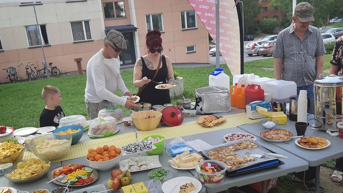 SATOja makuja -pihakestit | Tampere