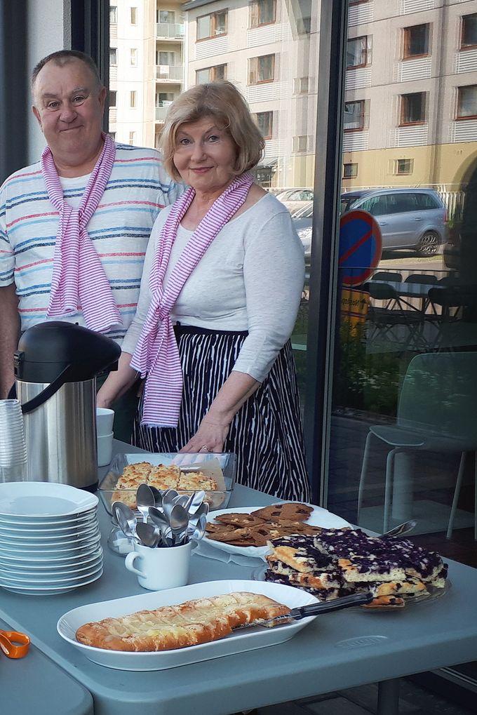 SATOja makuja -pihakestit | Vantaa