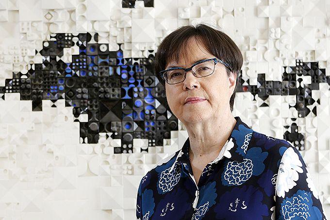 Anne Stenros