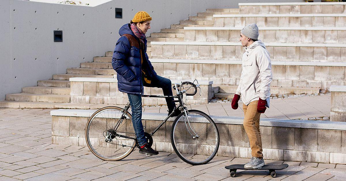 Polkupyörä Käytetty