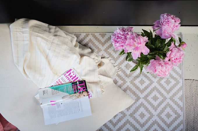 Tekstiilit sopivat lasitetulle parvekkeelle   SATO
