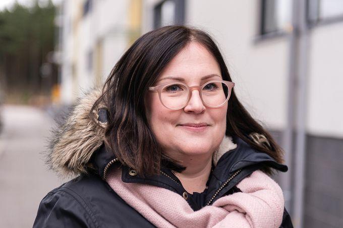 SATOn palvelupäällikkö Piia Matilainen on asiakaspalvelun ammattilainen