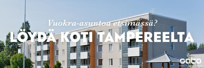 Löydä SATOkoti Tampereelta