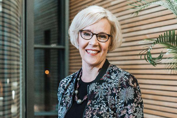 SATOn asiakaspalvelujohtaja Tiina Karvinen