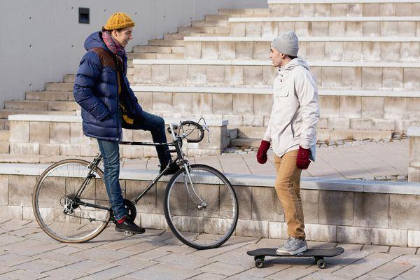 Vanhakin pyörä nuortuu kunnon kevätpuunauksesta