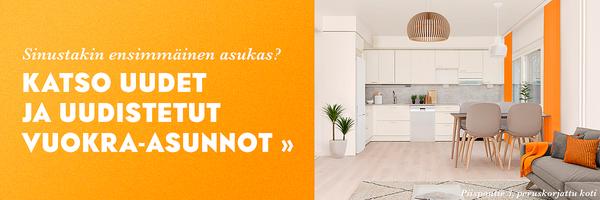 Tutustu uusiin vuokra-asuntoihin | SATO
