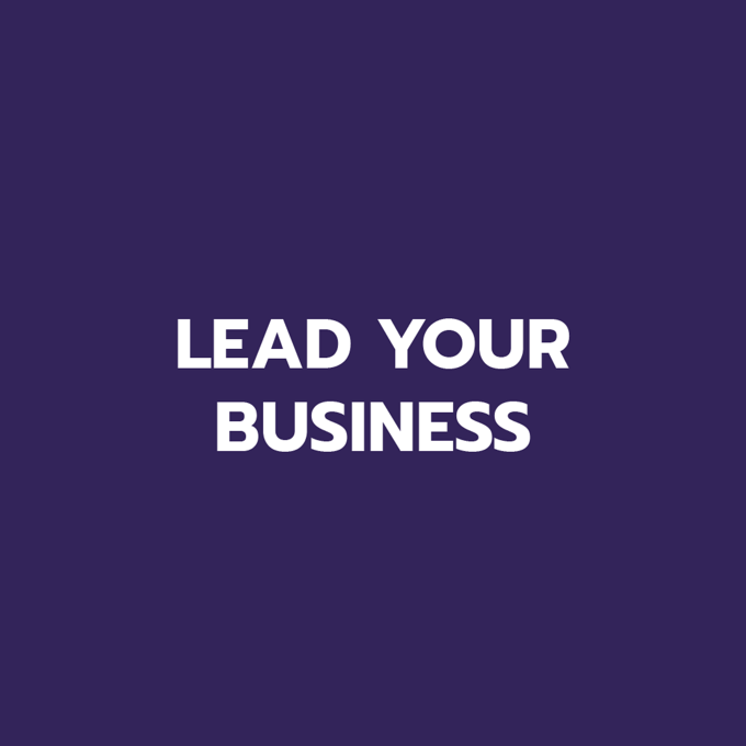 Lead Your Business