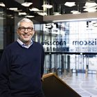 Ronald Bürge, Responsable d'immeuble ISS chez Swisscom : « Je travaille dans ce bâtiment depuis presque dix ans. C'est mon bâtiment et il est proche de mon cœur. Sur les quelque 1500 personnes, presque aucune n'est encore présente sur place. Nous avons maintenant avancé les travaux d'entretien. Il y a beaucoup à faire, mais l'interaction personnelle me manque. »